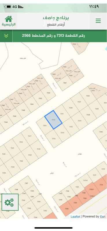 أرض للبيع في شارع كفاية بنت أبي الفتوح ، الرياض ، الرياض