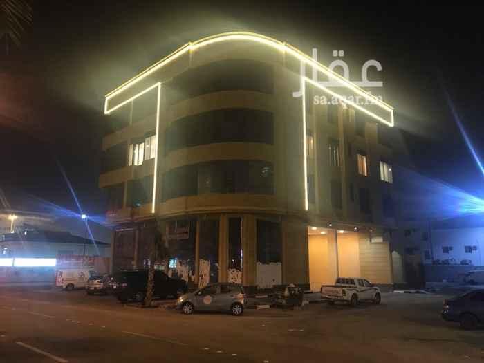 مكتب تجاري للإيجار في شارع خالد بن الوليد ، حي الراكة الجنوبية ، الخبر