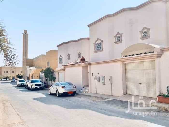 فيلا للبيع في شارع الأبهري ، حي الربوة ، الرياض