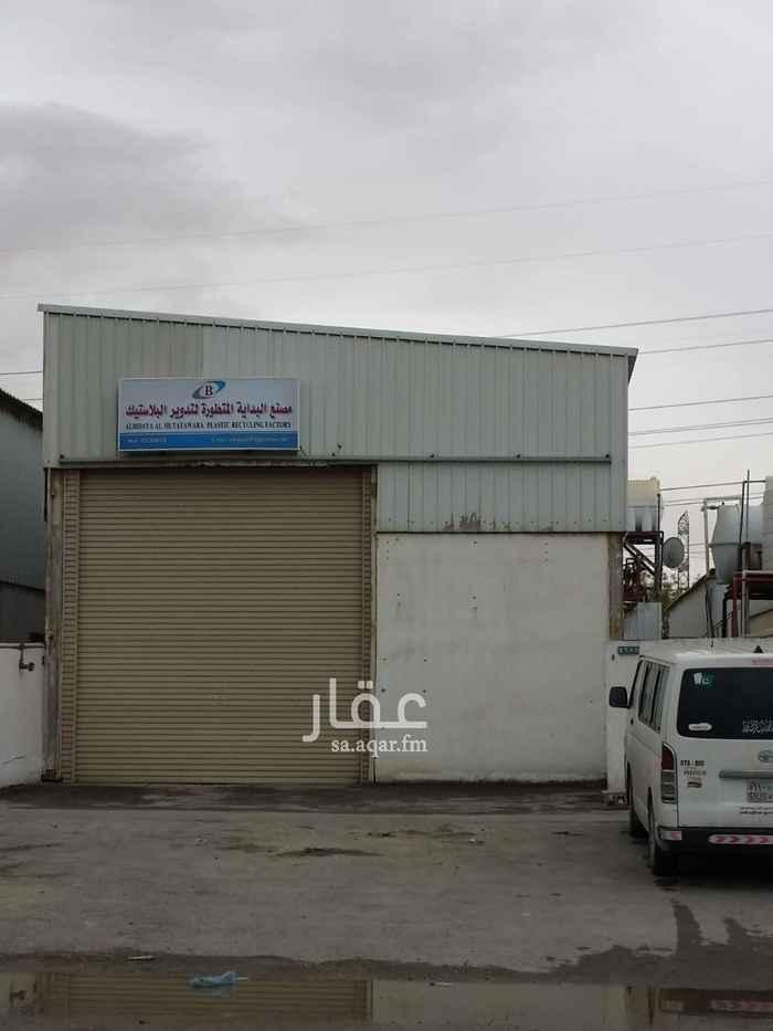 مستودع للإيجار في شارع الفيحاء 37 ، حي الدفي ، الجبيل ، الجبيل