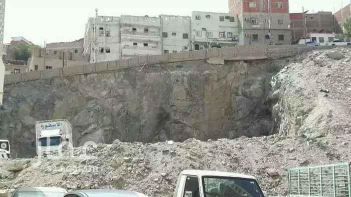 أرض للبيع في حي جرول ، مكة