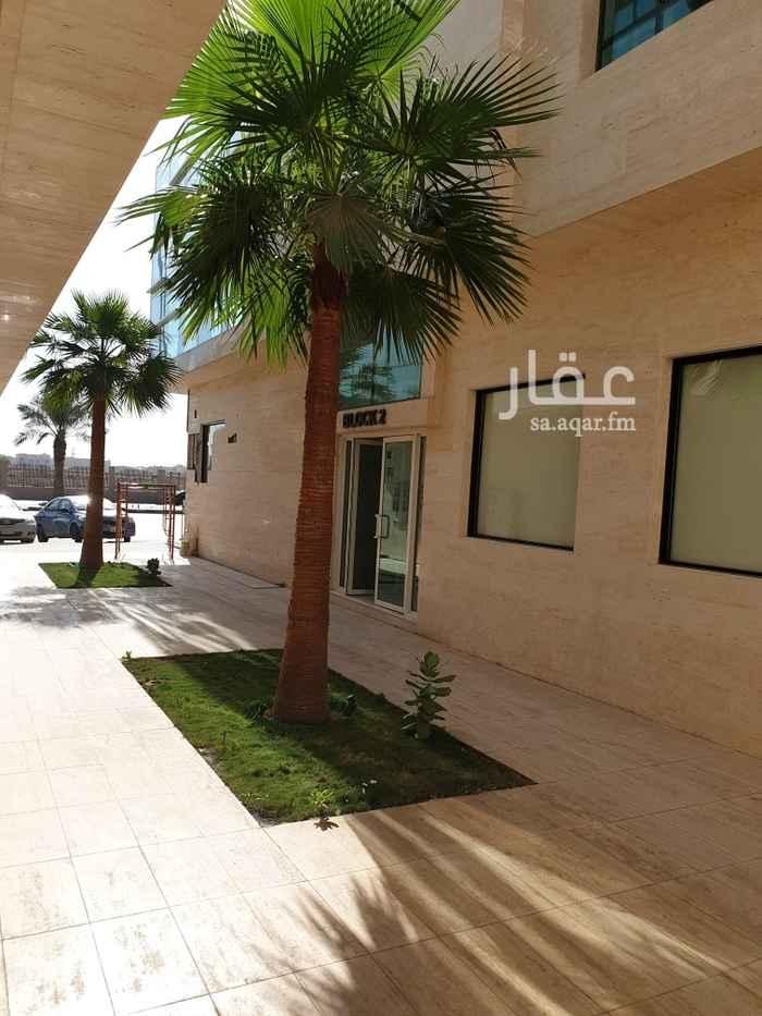 مكتب تجاري للإيجار في شارع الإمام أحمد بن حنبل ، حي الريان ، الرياض ، الرياض