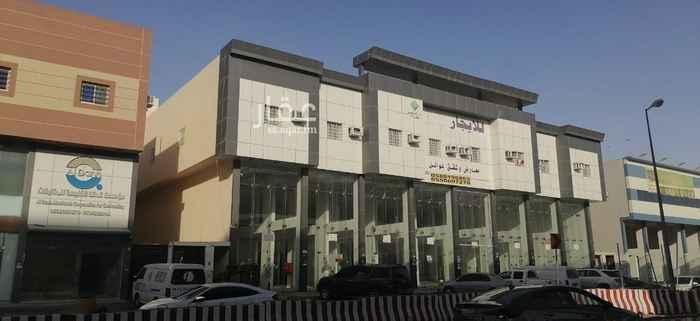 عمارة للإيجار في شارع محمد رشيد رضا ، حي العزيزية ، الرياض ، الرياض
