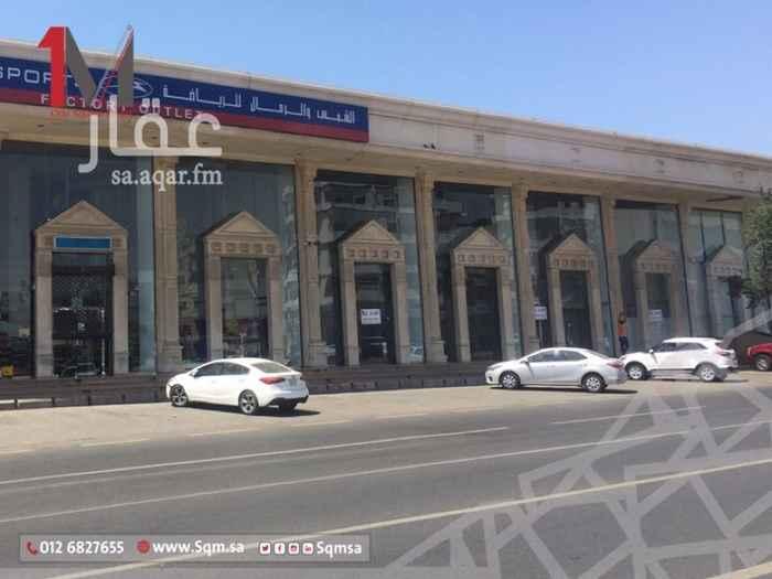 محل للإيجار في طريق المدينة المنورة ، حي البغدادية الغربية ، جدة