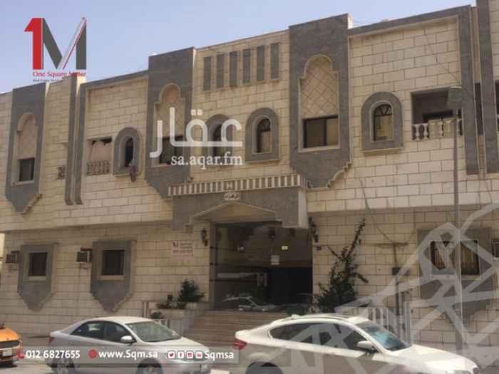 شقة للإيجار في شارع عصمة بن قيس ، حي الزهراء ، جدة