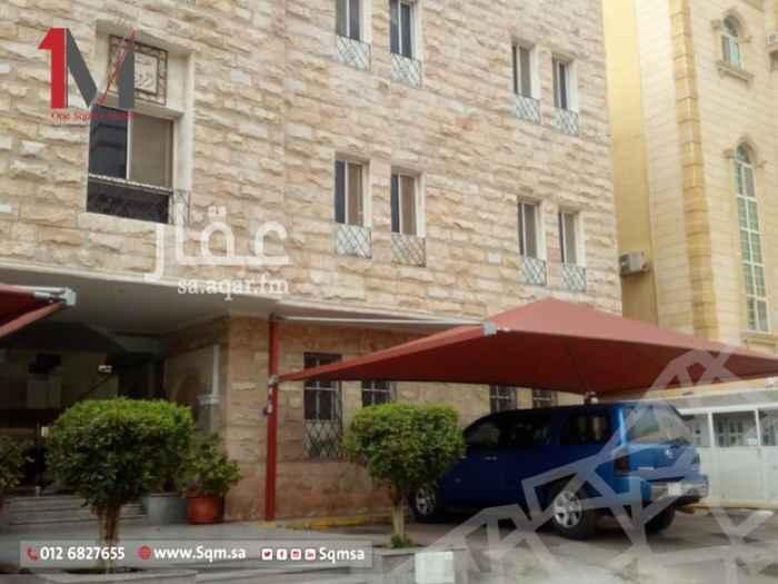 شقة للإيجار في شارع سعد مولى عتبه ، حي الزهراء ، جدة