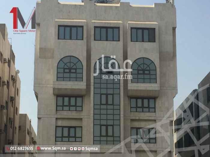 مكتب تجاري للإيجار في طريق الملك فهد ، حي الشرفية ، جدة