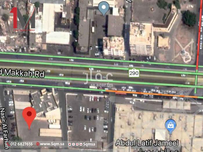 أرض للإيجار في طريق مكة القديم ، حي مدائن الفهد ، جدة ، جدة