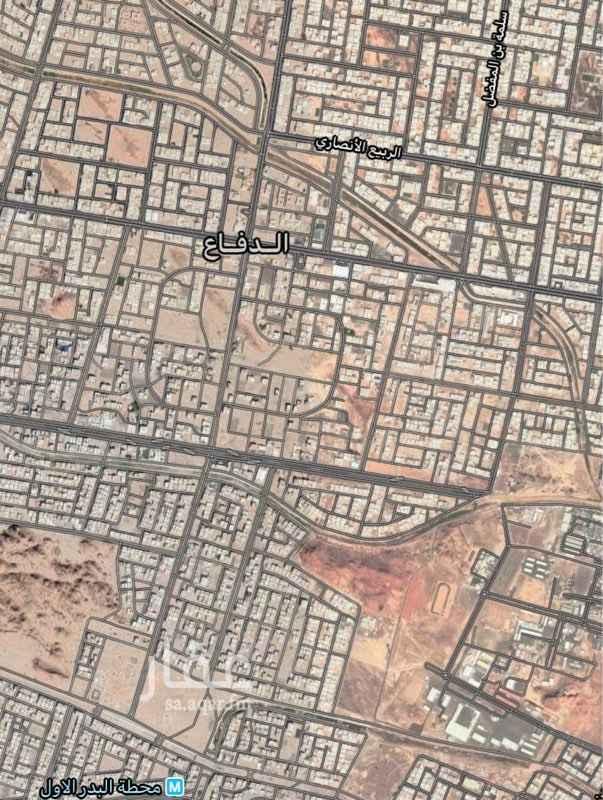 عمارة للبيع في شارع الفضل بن عبدالله ، حي الدفاع ، المدينة المنورة ، المدينة المنورة