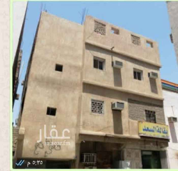 عمارة للبيع في حي الخنساء ، مكة ، مكة المكرمة