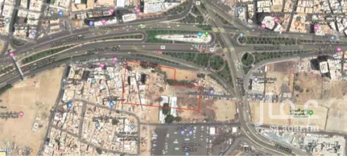 أرض للبيع في شارع الاخلاق ، حي الرصيفة ، مكة ، مكة المكرمة