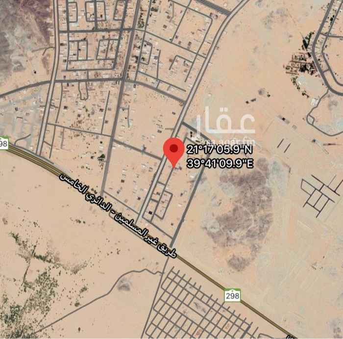 أرض للبيع في شارع يزيد بن الأسود ، حي ولي العهد ، مكة المكرمة