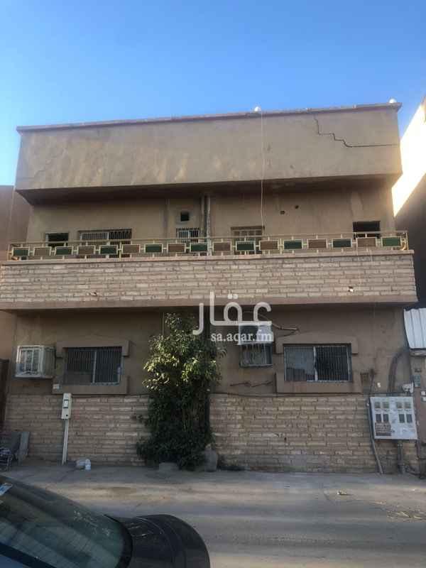 شقة للإيجار في شارع عبدالملك بن مهران ، حي الجرادية ، الرياض ، الرياض