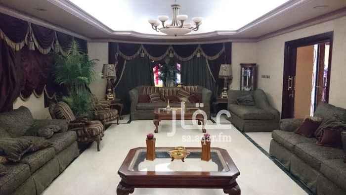 فيلا للإيجار في شارع احمد القرطبي ، حي النعيم ، جدة