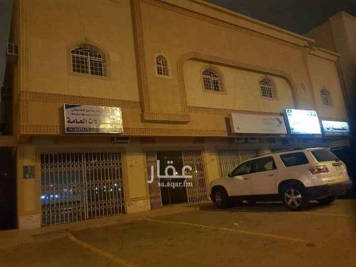 محل للإيجار في شارع التحلية ، حي العقيق ، الرياض