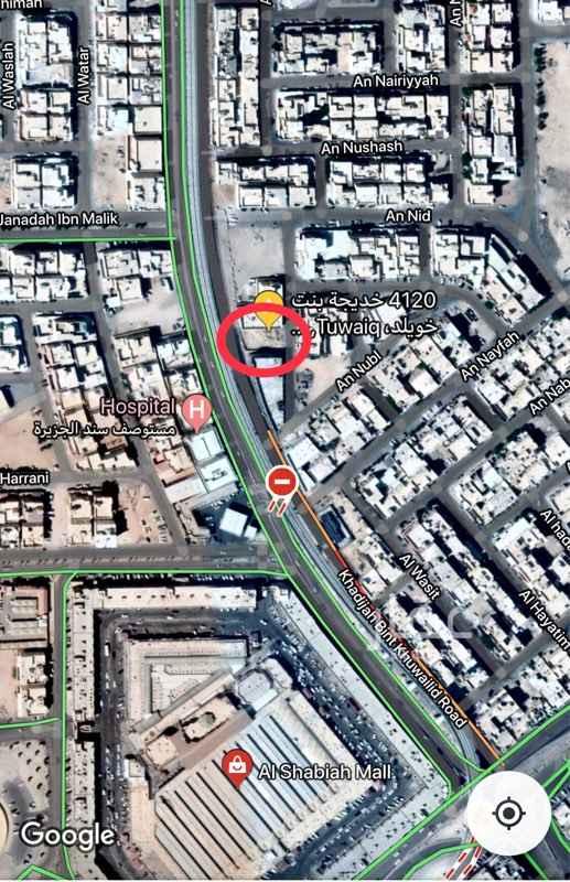 أرض للبيع في شارع النجائب, طويق, الرياض