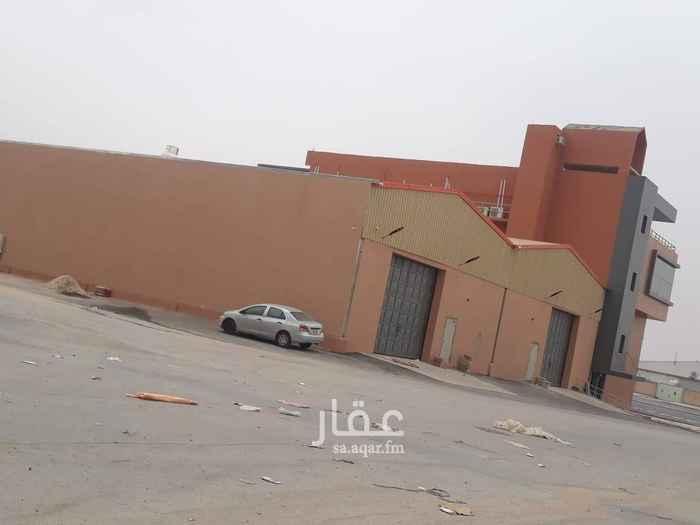 مستودع للإيجار في طريق النهضة ، حي الفيصلية ، الرياض