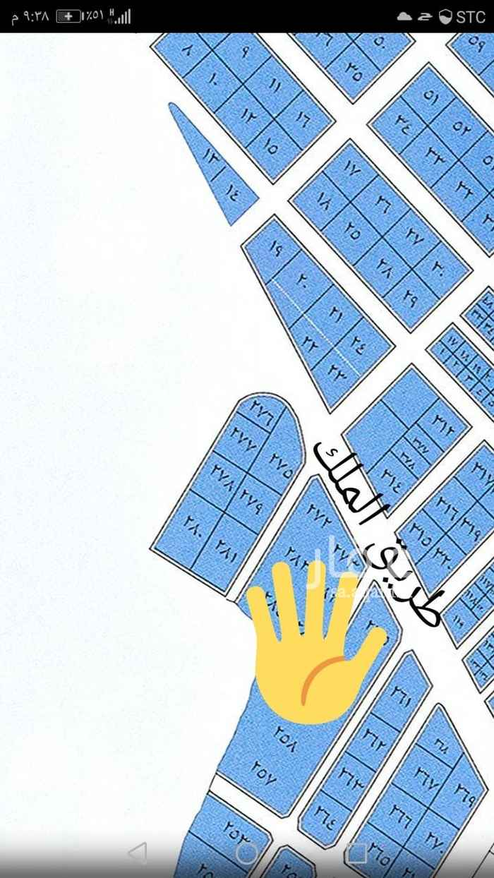 أرض للبيع في طريق الملك عبدالعزيز ، حي ابحر الجنوبية ، جدة