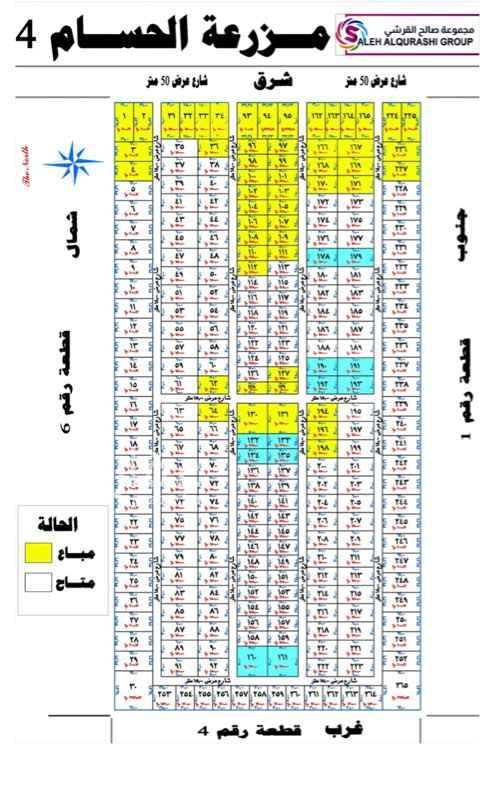مزرعة للبيع في حي مطار الملك فهد الدولي ، الدمام ، الدمام