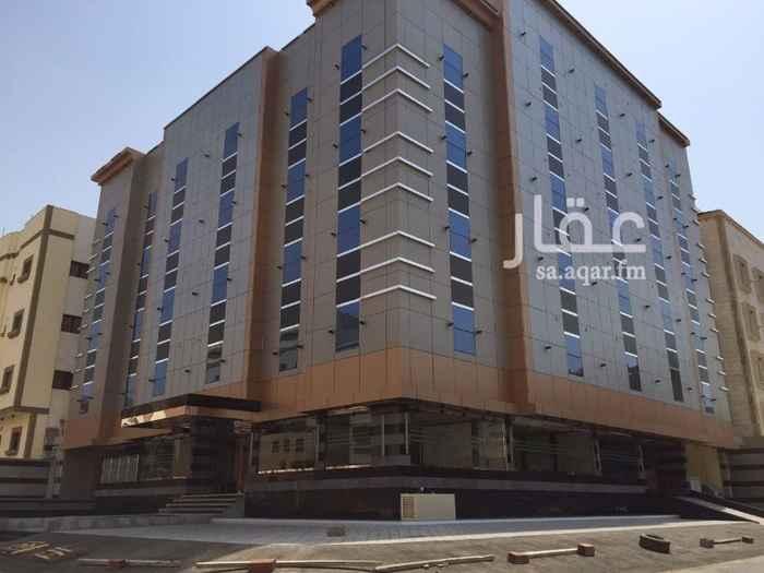 عمارة للإيجار في شارع الفضل بن ربيع ، حي السلامة ، جدة