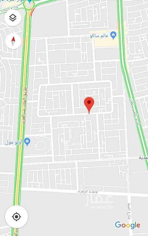 أرض للبيع في شارع عبدالله العنقري ، حي المحمدية ، جدة ، جدة