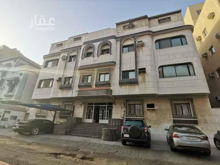 عمارة للبيع في شارع حنيفه ابو حذيم ، حي النزهة ، جدة ، جدة