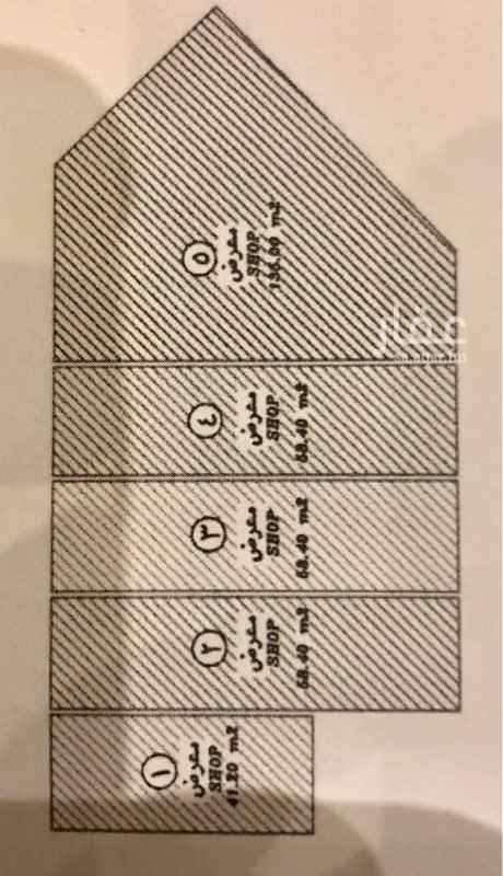 عمارة للإيجار في شارع بيعة العقبة ، حي السعادة ، الرياض