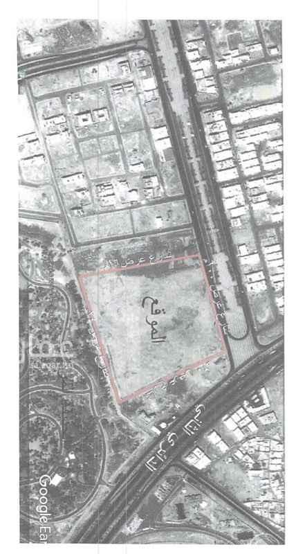 أرض للبيع في طريق الملك عبدالله الفرعي, الحديقة, المدينة المنورة