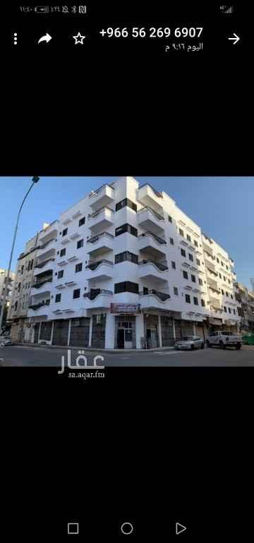 عمارة للإيجار في شارع الفرافصه بن شيبان ، حي بني عبدالأشهل ، المدينة المنورة ، المدينة المنورة