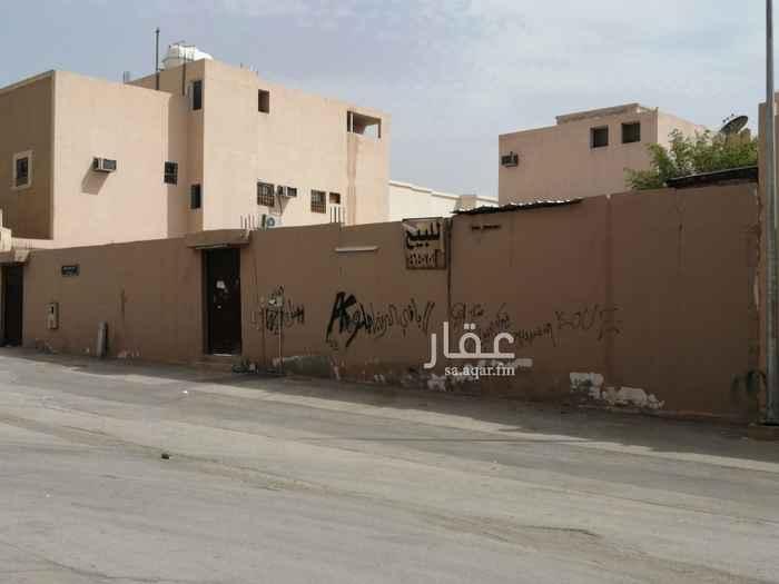 أرض للبيع في شارع وادي سلم ، حي بدر ، الرياض ، الرياض