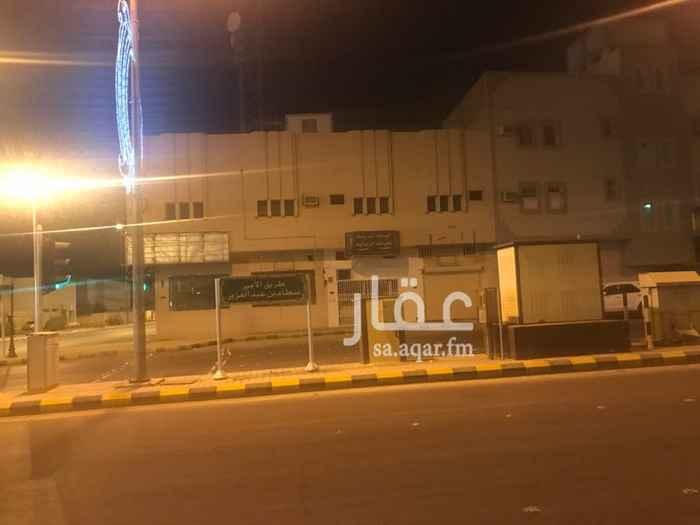 محل للإيجار في شارع الامير سلطان بن عبدالعزيز ، حي الريان ، الخرج