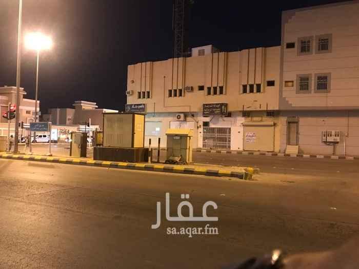 محل للإيجار في شارع الامير سلطان بن عبدالعزيز ، حي الريان ، الخرج ، الخرج
