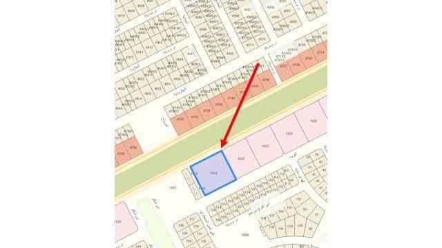 أرض للبيع في شارع الياقوت ، حي طيبة ، الرياض