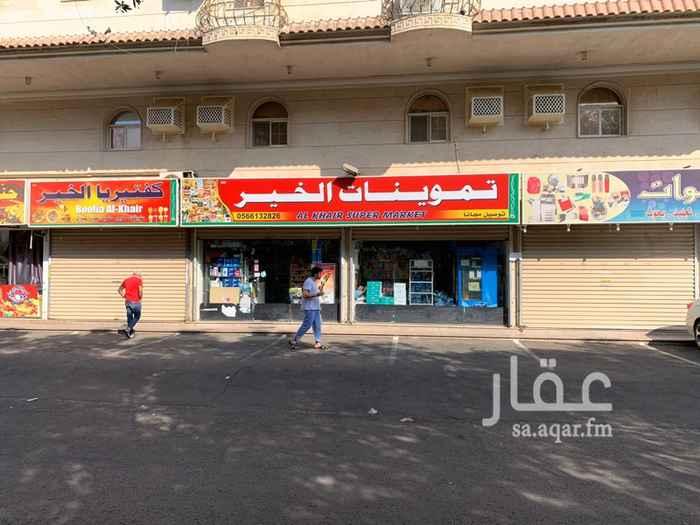 محل للبيع في شارع مدينة الاخلاص ، حي النهضة ، جدة ، جدة