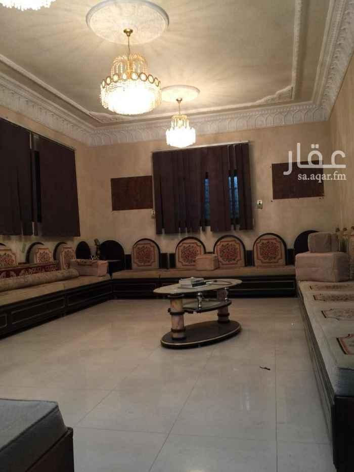 فيلا للإيجار في شارع إبراهيم الرشودي ، حي النهضة ، الرياض