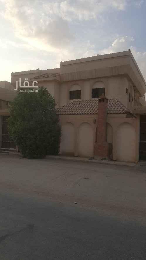 فيلا للبيع في شارع الحكم المستنصر بالله ، حي الخليج ، الرياض