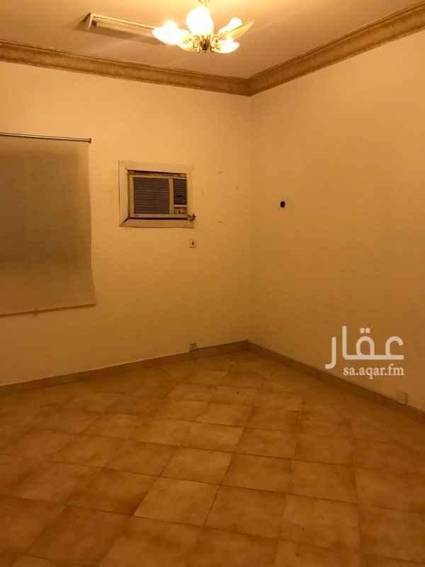 شقة للإيجار في شارع النقيان ، حي الحمراء ، الرياض ، الرياض