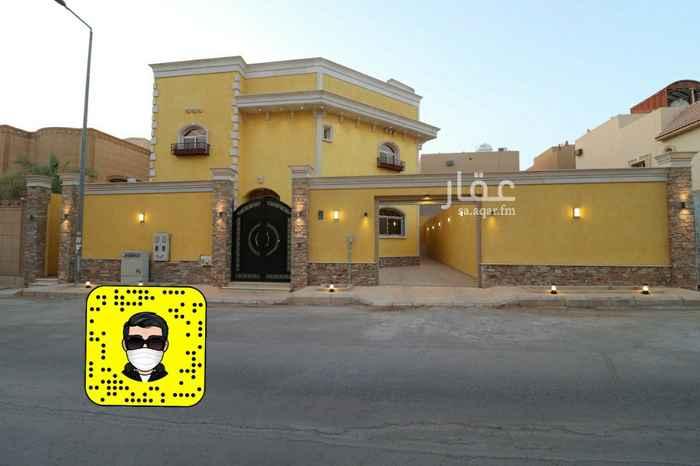 فيلا للبيع في شارع الحيازين ، حي النفل ، الرياض ، الرياض