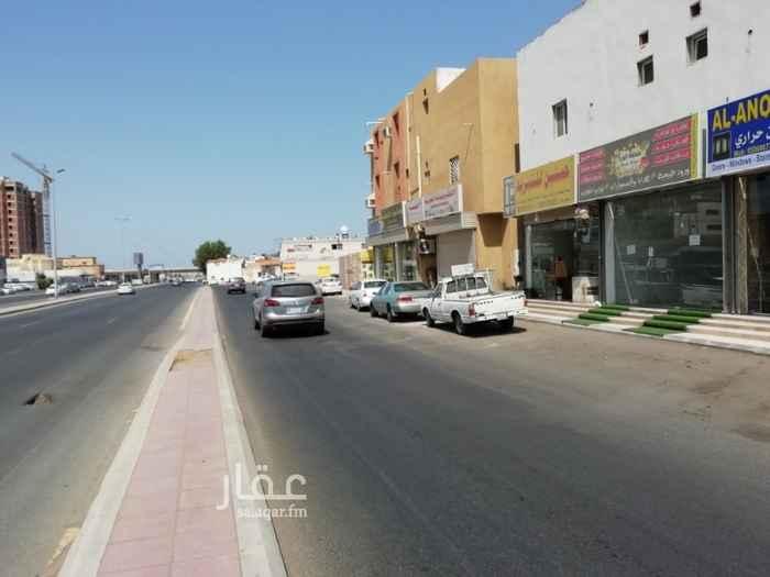 محل للإيجار في شارع عمر ابو زرعه ، حي النزهة ، جدة ، جدة