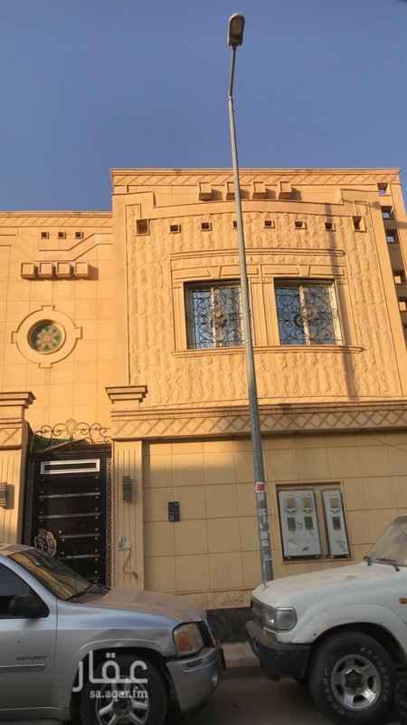 شقة للإيجار في شارع المحاميد ، حي الحزم ، الرياض
