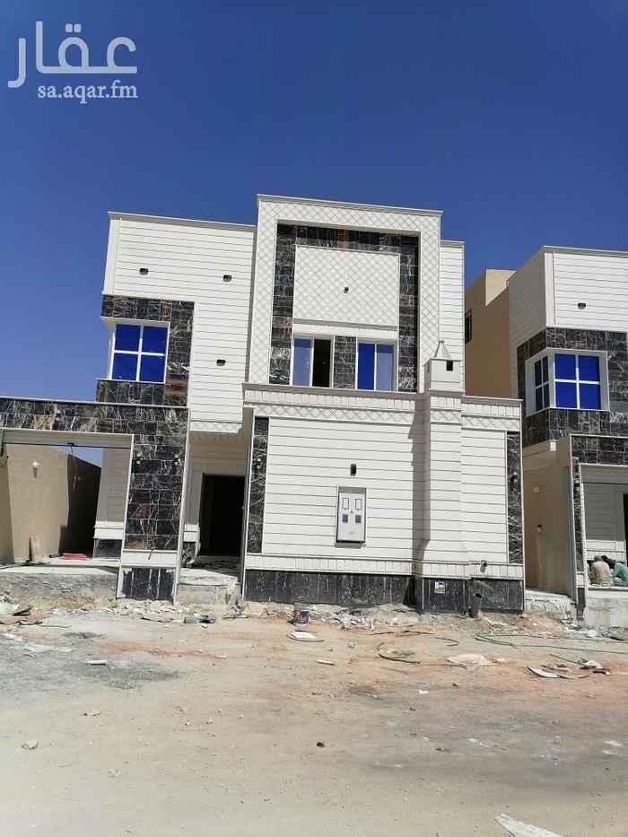 فيلا للبيع في شارع النعمان بن بشير ، حي الحزم ، الرياض