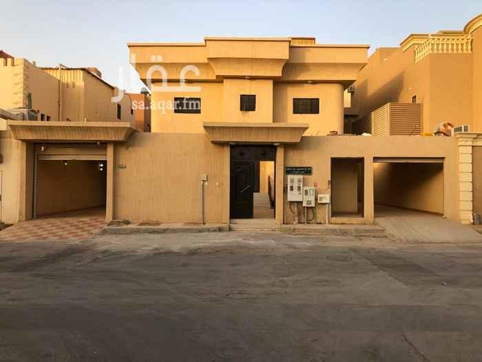 دور للإيجار في شارع حسين بن سهل ، حي الروضة ، الرياض ، الرياض