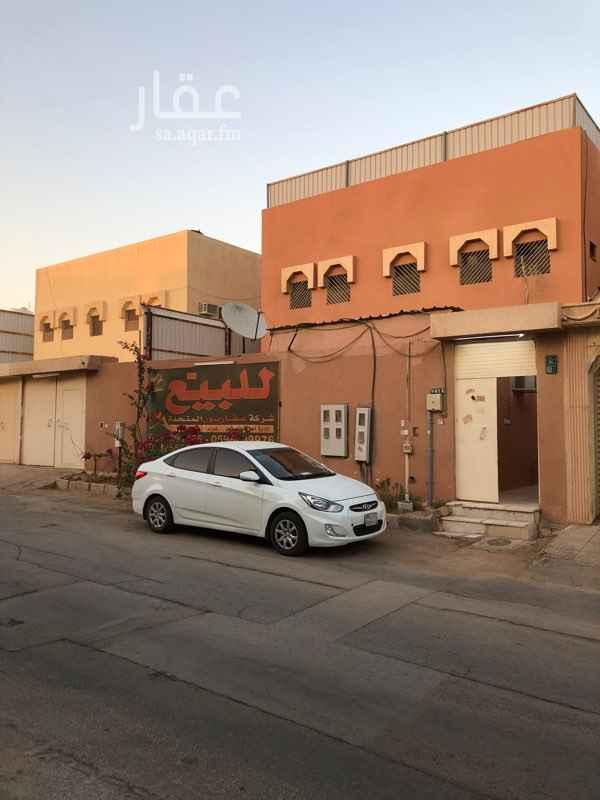 دور للإيجار في شارع ابن حامد ، حي الروضة ، الرياض ، الرياض