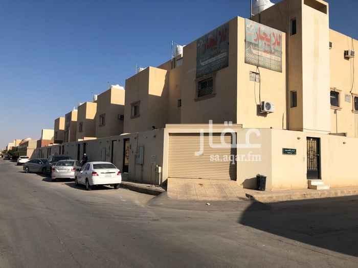دور للإيجار في شارع الخبوب ، حي النهضة ، الرياض ، الرياض