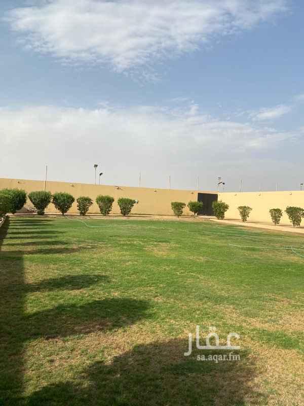 استراحة للإيجار في حي ، طريق جبل أجياد ، ضاحية نمار ، الرياض ، الرياض