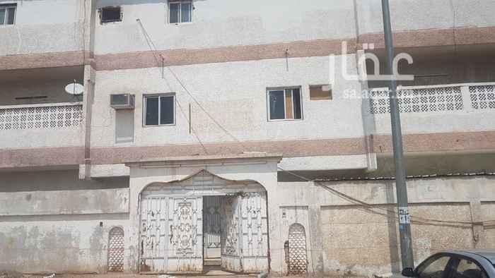 عمارة للإيجار في شارع عمير بن سعد بن عبيد ، حي الدويمة ، المدينة المنورة