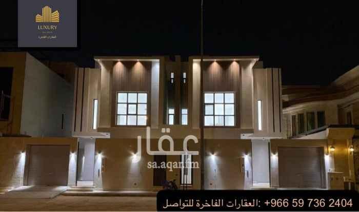 فيلا للبيع في شارع مالك بن انس ، حي النرجس ، الرياض