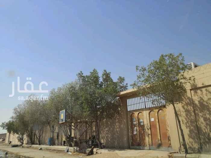 استراحة للإيجار في شارع نخال ، حي السلي ، الرياض