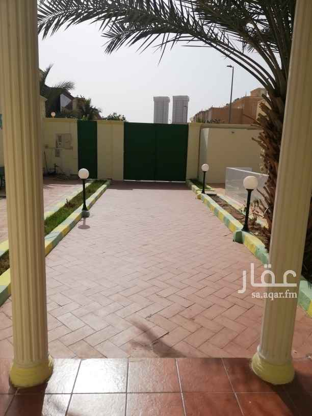 استراحة للإيجار في شارع ابي نصر الباهلي ، حي ابحر الجنوبية ، جدة ، جدة