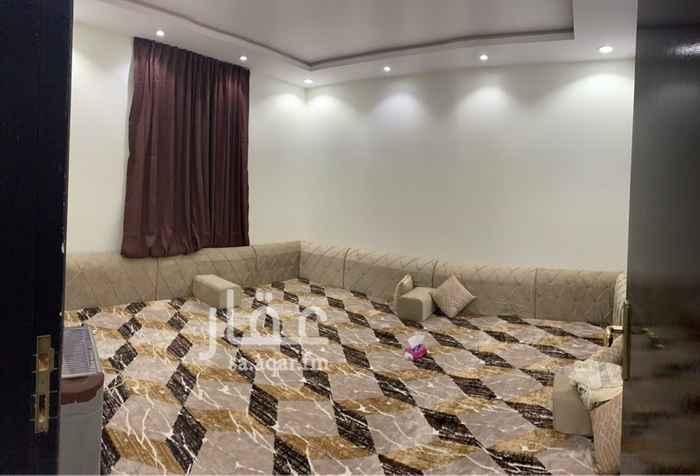 شقة مفروشة في شارع سليمان بن خلف الباجي ، حي الرمال ، الرياض ، الرياض